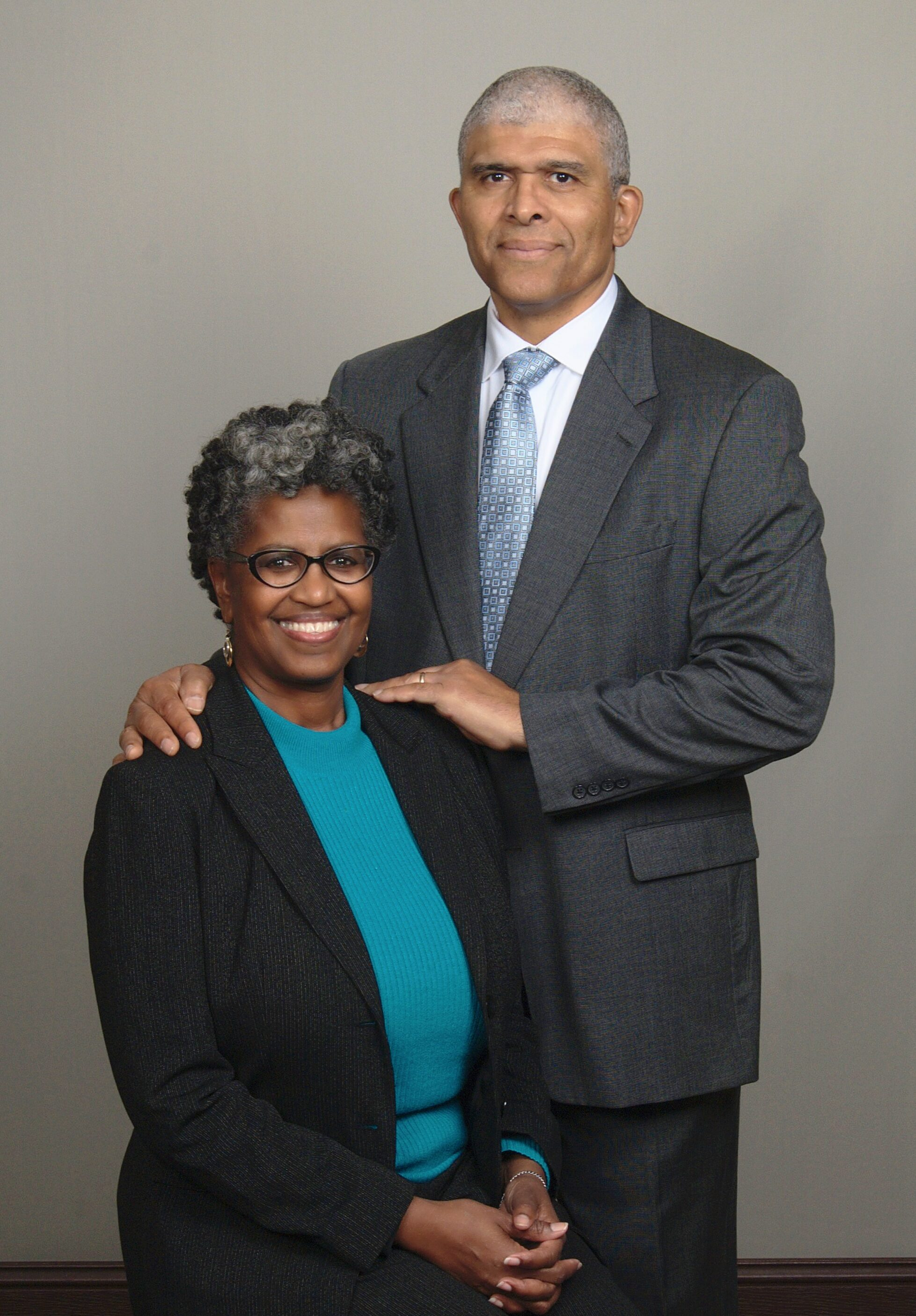 Picture of Walter and Jora Odom